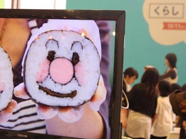 西部ガス主催イベント!「巻き寿司アート」で和食文化を継承の画像