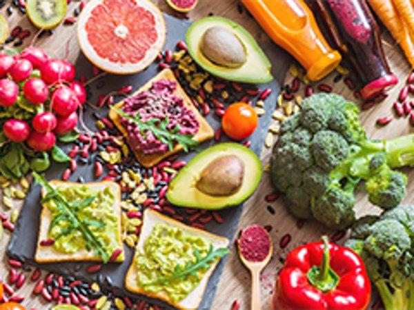 野菜やオーガニック食を使った料理教室の画像